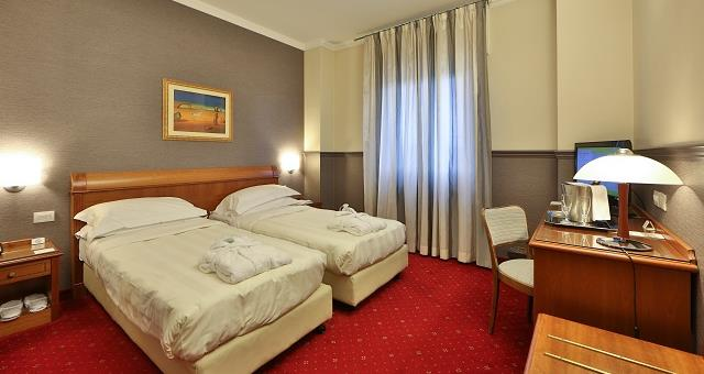 Best Western Hotel Major Milano - Camera Tripla