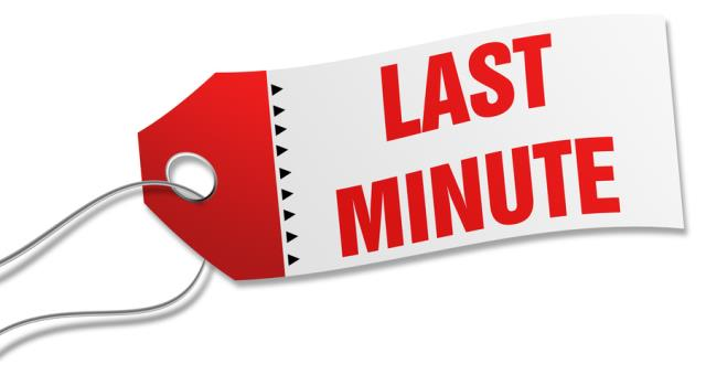 Always  a promotional rate if you book Lastminute!